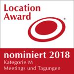 Location Award 2018 nominiert