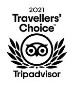 TripAdvisor Traveller's Choice 2021 Logo