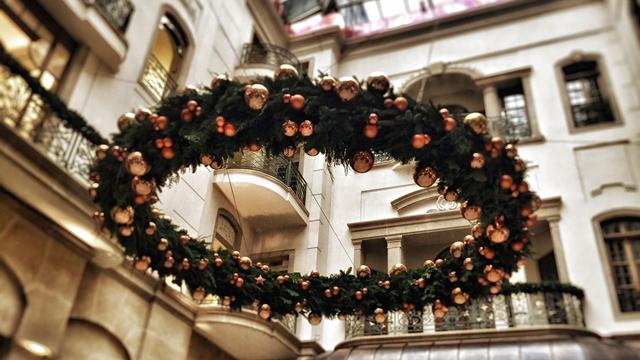 Gewandhaus Events Weihnachtsfeier Angebot Adventskranz