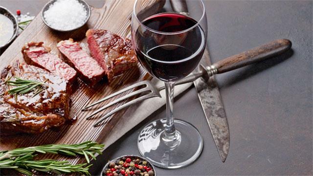 Gewandhaus | Kulinarische Events - Rind und Wein