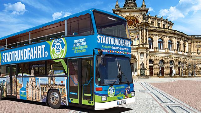 Gewandhaus Stadtrundfahrt Dresden